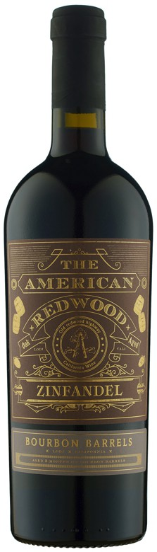 Zinfandel Bourbon Barrel Redwood