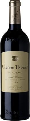 Bordeaux rouge - Château Thieuley 2014