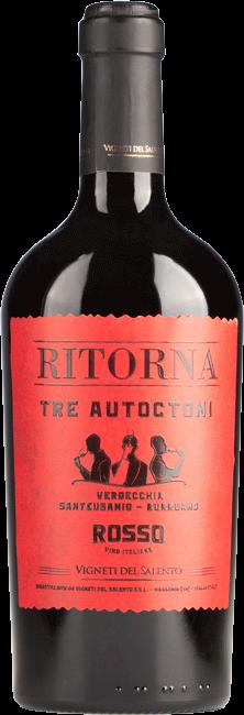 Ritorna Tre Autoctoni Rosso Farnese