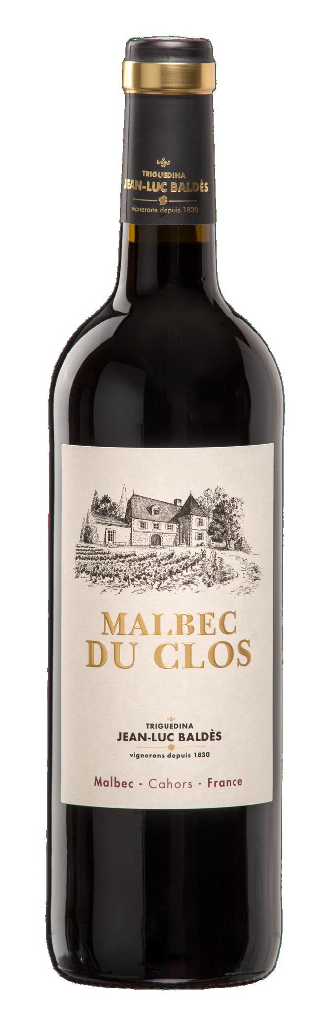 Malbec du Clos - Cahors Clos Triguedina