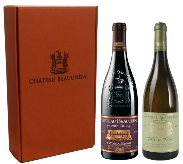 Sada 2 vín - Hvězdy Cotes du Rhone
