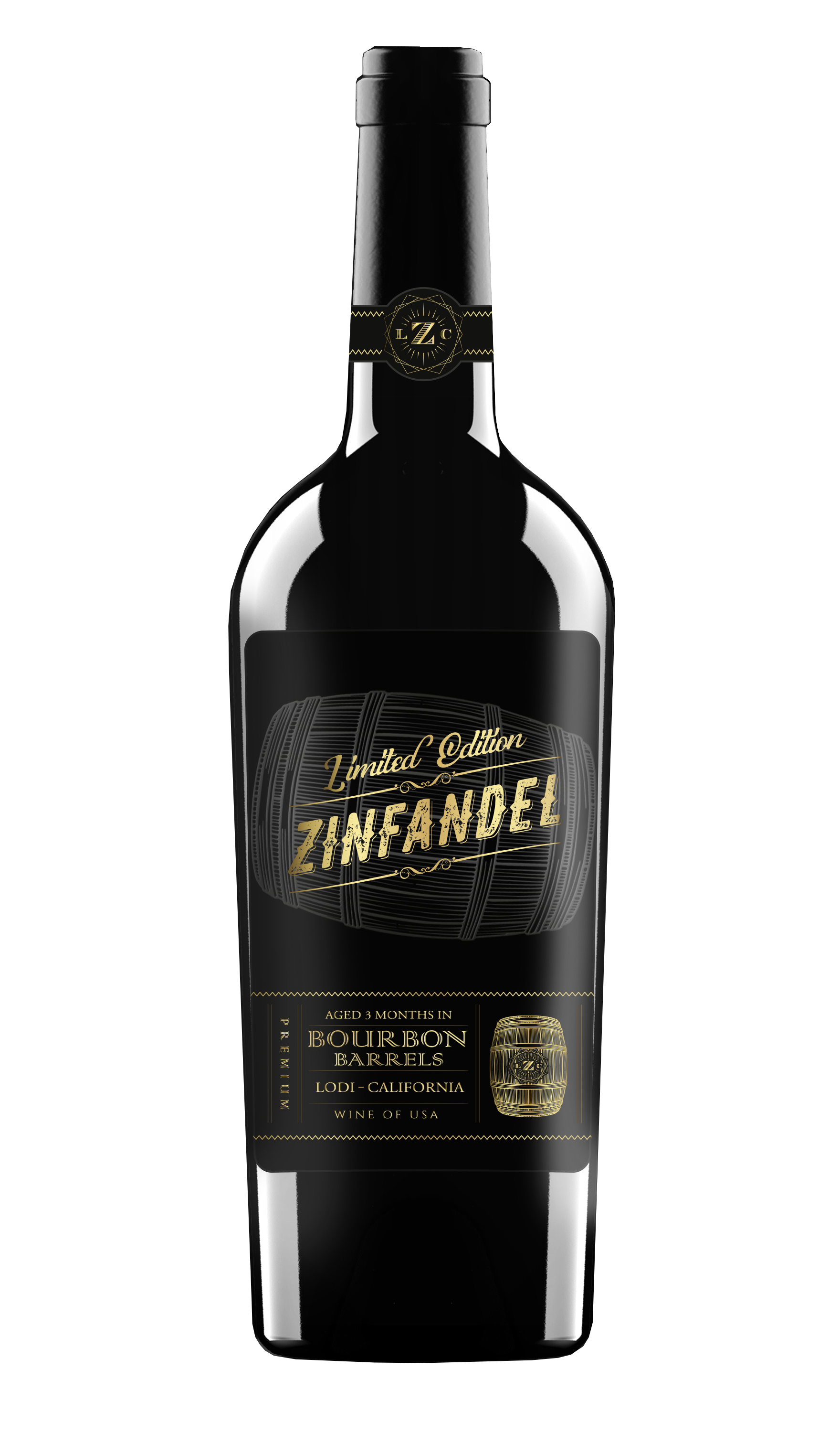 Zinfandel Bourbon Barrel