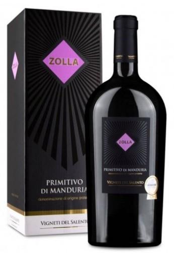 Primitivo di Manduria Zolla magnum 1,5L