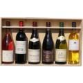 Sada 6 vín - Bestsellery Francie I.