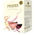 Pierre Zero nealkoholické víno 0% Rosé v 3L bag in boxu