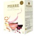 Pierre Zero sekt nealkoholické víno 0% Chardonnay v Bag in Boxu