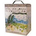Bag in box 3L fruity white - bílé víno z Marrenon