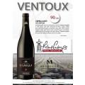 Ocenění Capella Ventoux Robertem Parkerem - 90 bodů