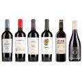 Sada 6 vín Malbec z celého světa