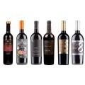 Sada 6 vín z odrůdy Primitivo