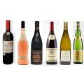 Sada 6 vín - Bestsellery Francie