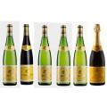Sada 6 vín Alsasko