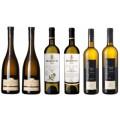 Sada 6 Ryzlinků vlašských od top mikulovských vinařů