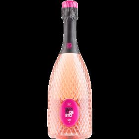 Bepin de Eto - Spumante rosato millesimato