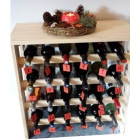 Adventní vinný kalendář - pro milovníky vína