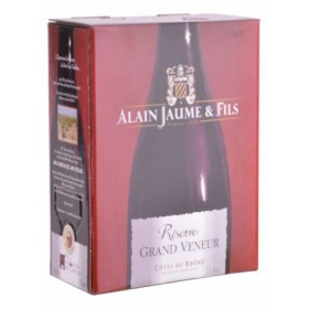 Bag-in-Box 3L Cotes du Rhone rouge Réserve Grand Veneur
