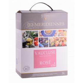 Bag-in-Box 5L IGP růžové Marrenon