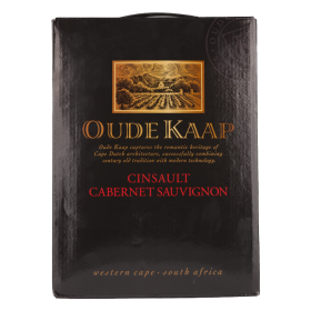 Oude Kaap - Bag-in-Box 3L Cinsault Ruby Cabernet