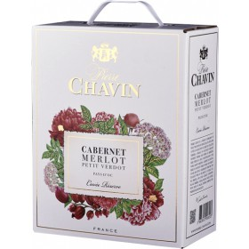 Bag-in-Box 3L Cabernet Merlot - Pierre Chavin