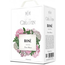Bag-in-Box 3L Rosé - Pierre Chavin