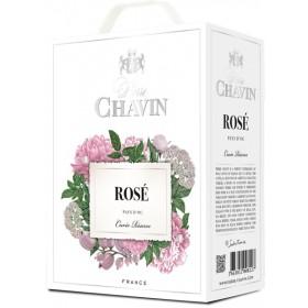 Bag-in-Box 3L Rosé - Pierre Chavin