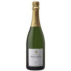 Champagne Bauget-Jouette Millesime Blanc de Blanc 2011