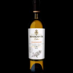 Mikrosvín - Chardonnay Flower Line pozdní sběr 2018