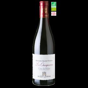 Côtes du Rhône Villages Champauvins - Domaine Grand Veneur 2015