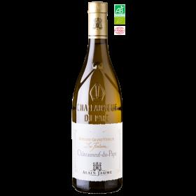 Châteauneuf-du-Pape blanc Domaine Grand Veneur La Fontaine 2018