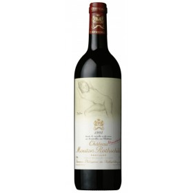 Pauillac - Château Mouton Rothschild 1993 1er Grand cru classé