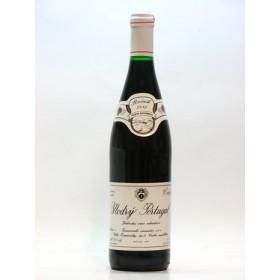 Žernosecké vinařství - Modrý portugal jakostní 2017