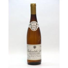 Žernosecké vinařství - Sauvignon výběr z hroznů 2017