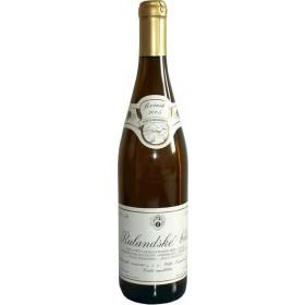 Žernosecké vinařství - Rulandské bílé jakostní 2019