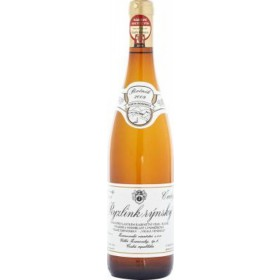 Žernosecké vinařství - Ryzlink rýnský pozdní sběr 2018
