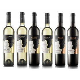 Sada 6 vín - vinařství Na Soutoku