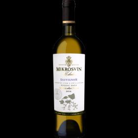 Mikrosvín - Sauvignon Flower Line  pozdní sběr 2019