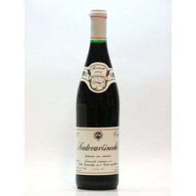 Žernosecké vinařství - Svatovavřinecké 2018