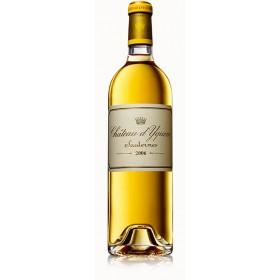Sauternes - Château d´Yquem 0,375L 2018