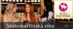 Svatomartinská vína