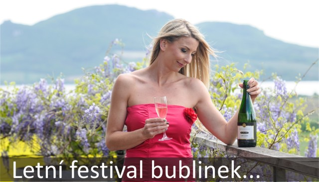 Letní festival bublinek