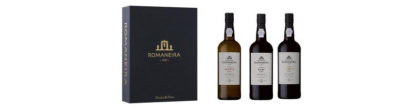 Sada Portských vína