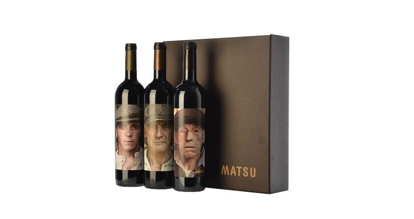 Matsu kolekce tří vín