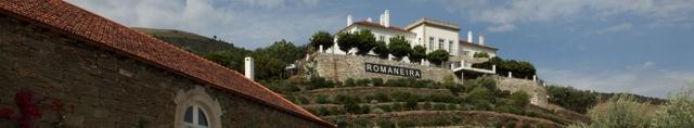 Portugalská vína Quinta da Romaneira