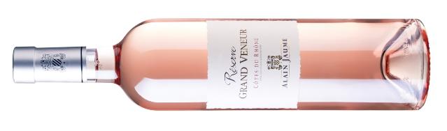 Cotes du Rhone rosé Domaine Grand Veneur Alain Jaume