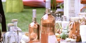 Co jíst k růžovým vín§m