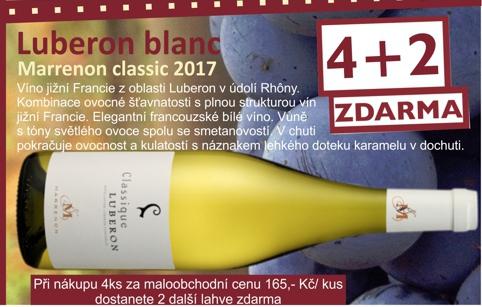 Luberon blanc Classic Marrenon