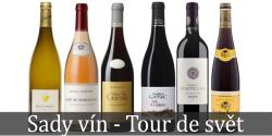 Sady mezinárodních vín