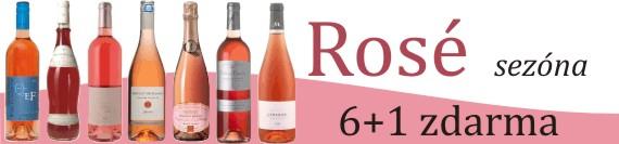 Růžová vína 2013