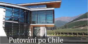 Cestopis z cestování po Chile