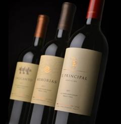 El Principal Chilská vína